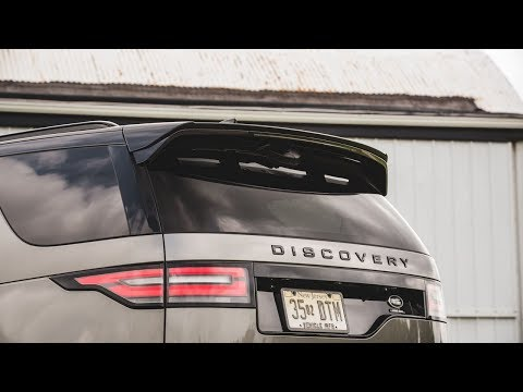 Best SUVs 2018 : 2018 Land Rover Discovery - First Look Exterior Interior & Review