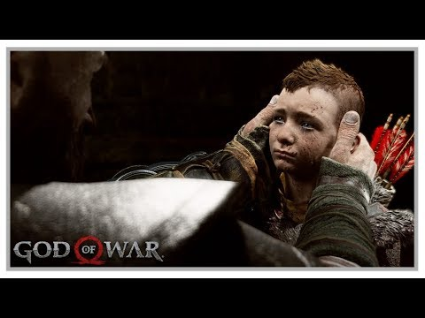 God Of War: Gameplay Walkthrough - Part 3 - The Creator Of The Axe (PS4 PRO)