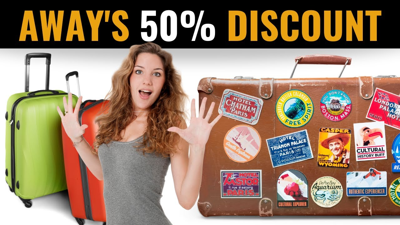 The Away Luggage Sale Includes Some Massive Deals