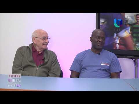 """TeleU: Ben Johnson la """"Tribuna polisportivă"""""""
