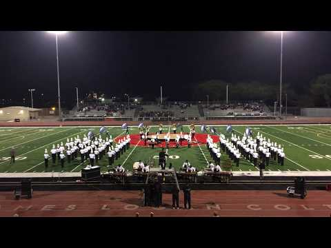 Milpitas High School Marching Band 2019 James Logan