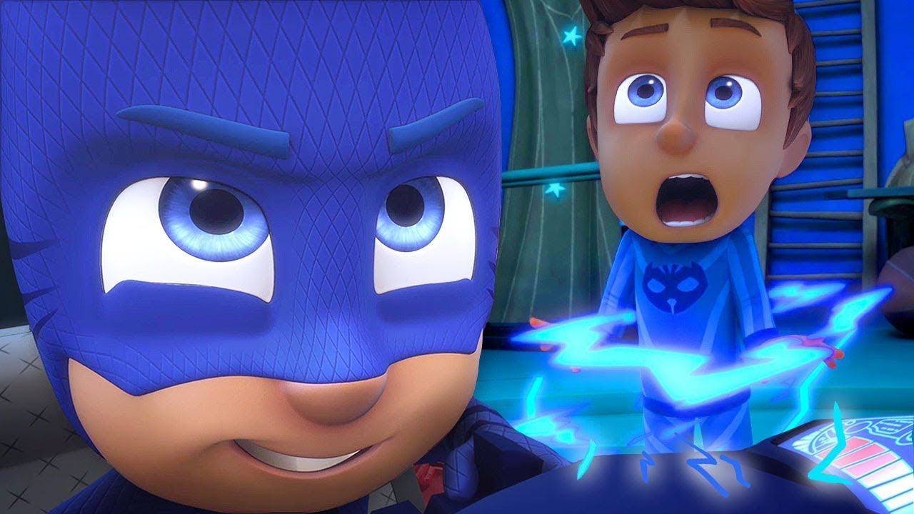 It's just an image of Crafty Pj Masks Pictures