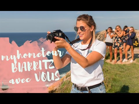 Un week-end entre copines avec des lectrices à Biarritz! #my