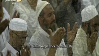 دعاء القنوت ليلة 4 رمضان 1437 : الشيخ عبدالله الجهني