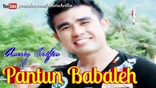 INDANG PANTUN BABALEH - AMRIZ ARIFIN - INDANG PARIAMAN VOL 5 - lagu minang