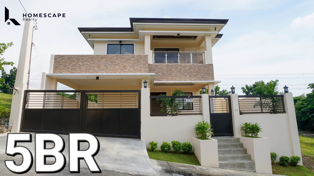 Id 018 Brand New House And Lot For Sale 19 3m Havila Township Antipolo City