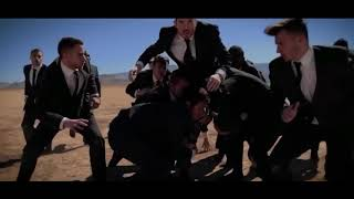 David Guetta & Sia   Flames Dance Video