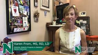 NWMSU | School of Health Science and Wellness | Foods & Nutrition | Karen From