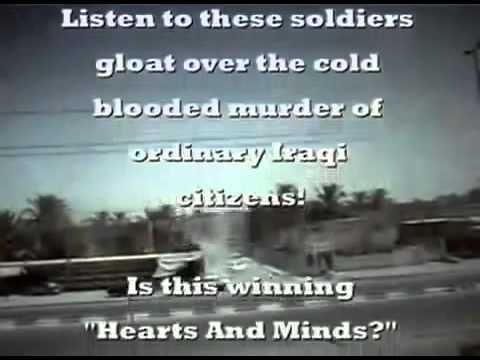 US Army & Blackwater crimes & civilian killings in Iraq, 1 200 000 civilistu zabitych us army