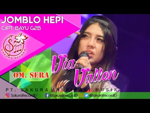 Via Vallen - Jomblo Hepi - OM.SERA (Official Music Video)