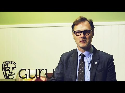 60 Seconds With...David Morrissey