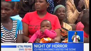 Night Of Horror:At least 49 people dead in dam tragedy,reports say 20 children died