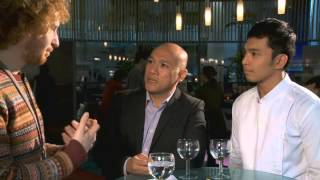 Interview Joselito Altarejos and Sandino Martin