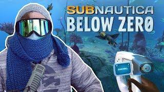 SUBNAUTICA BELOW ZERO - Gameplay do Early Access!