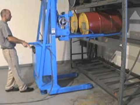 55 Gallon Drum Water Storage System
