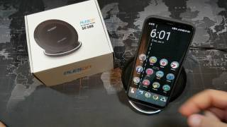 Pleson Fast Wireless Charger for the S8/S8+