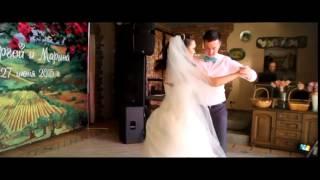 Волшебный свадебный танец Сергея и Марины Обрезка 05