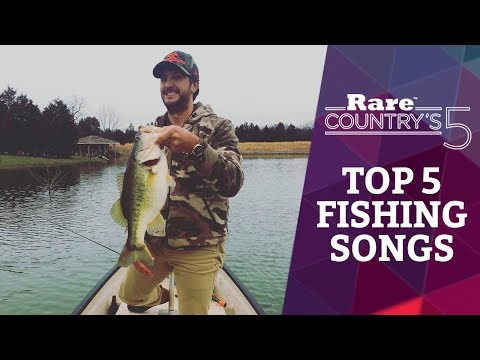 5 Favorite Fishing Songs | Rare Country