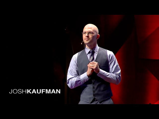 Josh Kaufman | 20 Hours to Learn Anything (Key Points Talk)