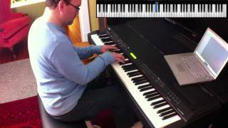 In Your Own Sweet Way -- jazz piano solo