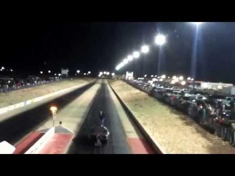 Ricky Wilson at desert thunder raceway