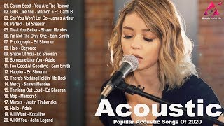 Download Acoustic 2020 / The Best Acoustic Covers of Popular Songs 2020