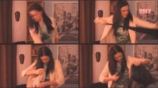 ►Антон & Кристина × Моя маленькая истеричка