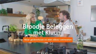 Broodje Beleggen met... Kluun (2)