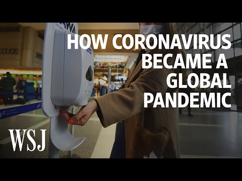 How Coronavirus Became A Global Pandemic | WSJ