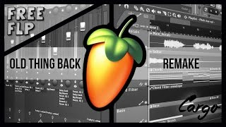 The Notorious B.I.G ft. Ja Rule - Old Thing Back (Matoma Remix) [Cargo Remake] FULL FREE FLP!!!