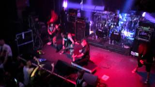 Sacred Words Suicide Silence Live At The Riverside Newcastle