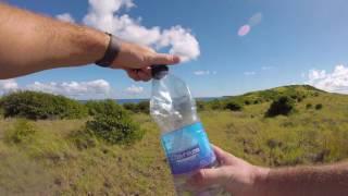 GoPro HERO5 Session Hiking Pinel Island