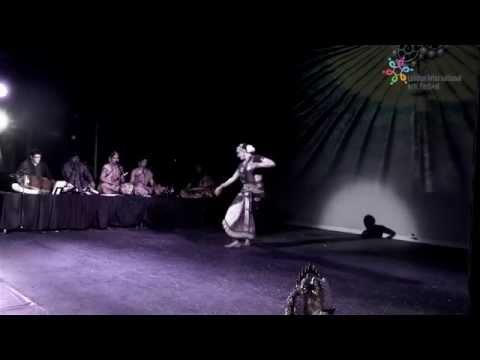 Shobana at the London International Arts Festival 2013