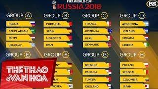 Bốc thăm World Cup 2018: Argentina mới rơi vào bảng tử thần?