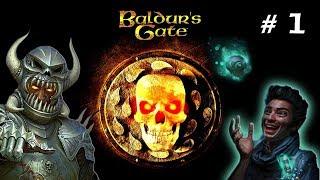 1 (2017) Baldur Kapısı EE - Wild Mage - Bölüm