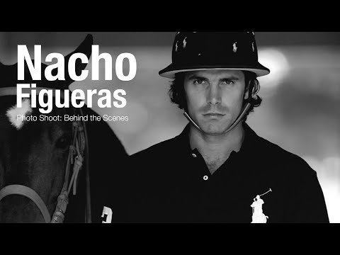 Nacho Figueras/ Alpha Magazine Australia by Andres hernandez