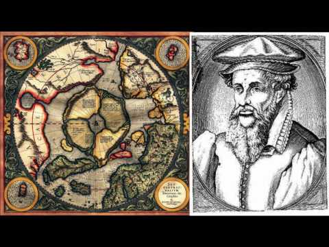 Flat Earth North Pole Hole, Apollo the Sun & Return to Paradise