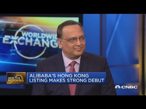 """Early Alibaba investor talks company's Hong Kong listing: """"This validates their business model"""""""