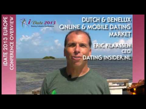 European Online Dating Industry Conference & Trade Show iDate Cologne September 16-17, 2013