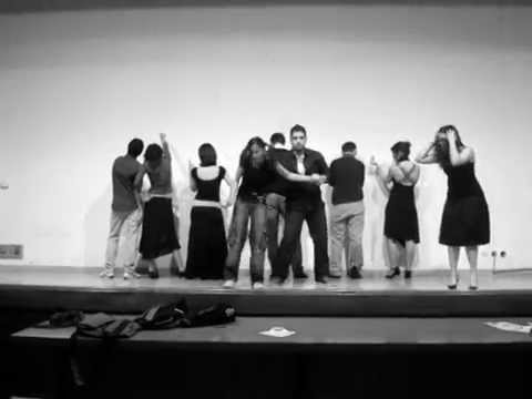 Abuse - Theatrical Dance for Human Rights