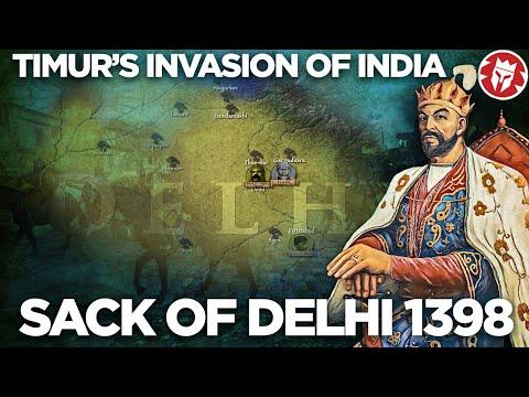 Sack of Delhi