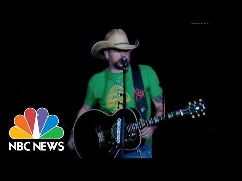 Jason Aldean Resumes Tour After Las Vegas Shooting | NBC News