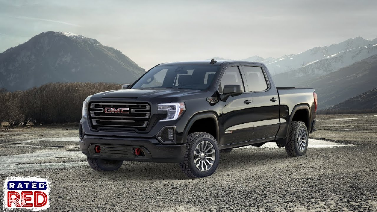 2019 GMC Sierra AT4 | Ride of the Week - YouTube