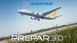 Prepar3D 3.4  - New Flight Simulator 2017 [Max Realism]