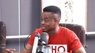 Mpho Popps on Blom Blom With Skhumba And Ndumiso