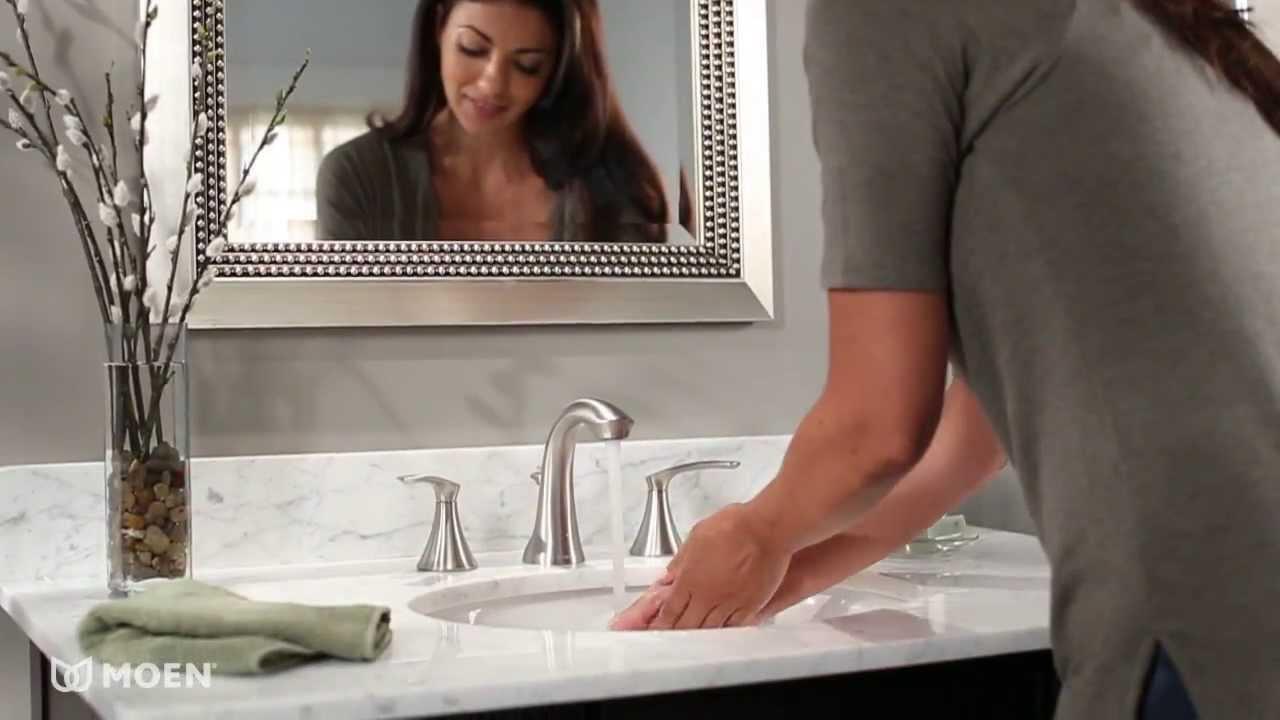 Darcy Widespread Bathroom Sink Faucet Moen Features Spotlight You