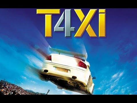 Такси 4 саундтреки скачать