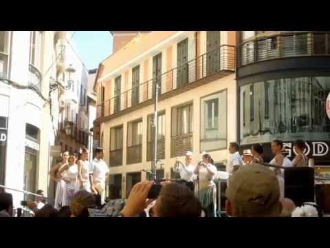 Malaga, Torremolinos 'shopping centre Calle San Miguel' & Paseo Maritimo