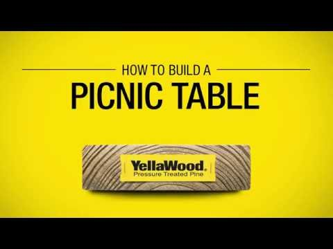 yellawood®-picnic-table-project-plan