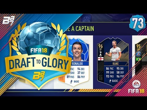 GOLDEN BOOT HARRY KANE!! | FIFA 18 DRAFT TO GLORY #73